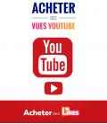 Acheter des vues pour votre vidéo YouTube