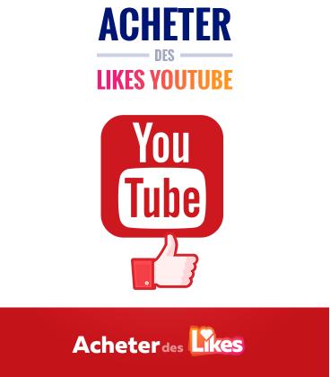 Acheter des likes pour votre vidéo YouTube