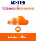 Acheter des téléchargements pour votre musique SoundCloud
