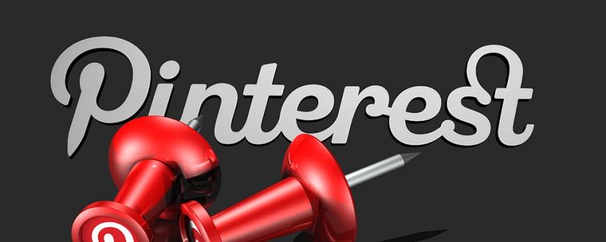 Pinterest: un bouton « Follow » pour mieux présenter les marques et les entreprises